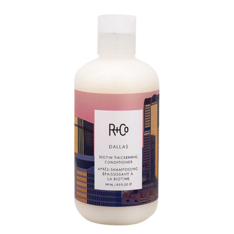 R+Co Dallas Conditioner for Fragile and Fine Hair 241ml