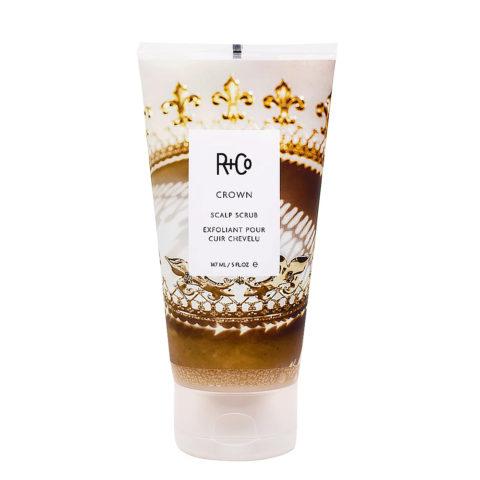 R+Co Crown Scalp Exfoliating Scrub 147ml