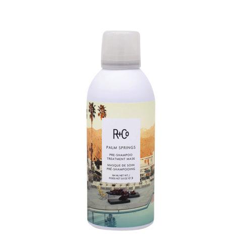 R+Co Palm Spring Pre Shampoo Treatment Mask for Damaged Hair 164ml
