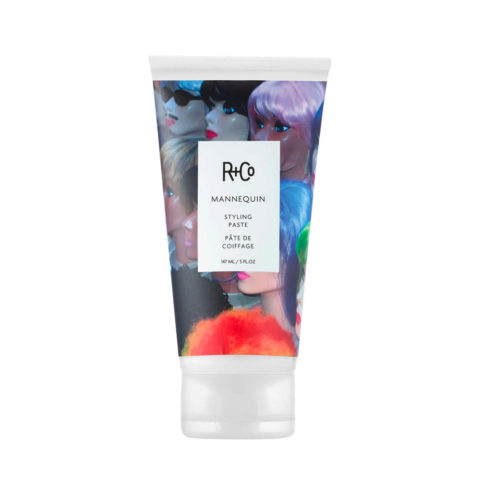 R+Co Mannequin Styling Paste Modeling Wax 147ml