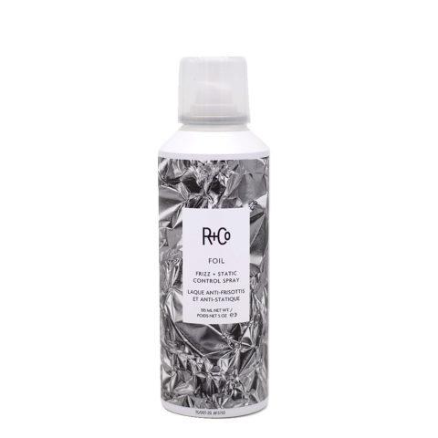 R Co Foil Anti- Frizz Spray 193ml