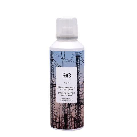 R Co Grid Hold Setting Pre Styling Spray 193ml