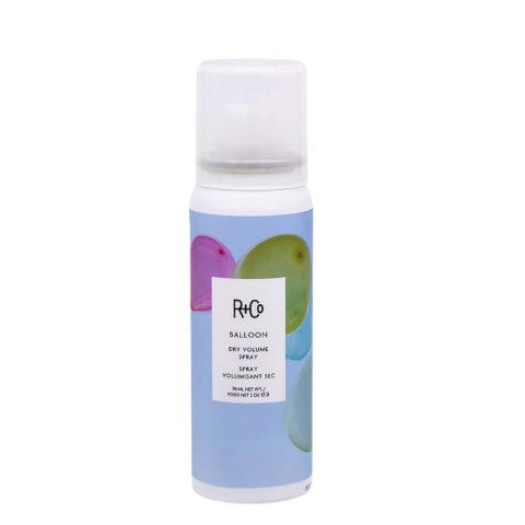 R+Co Balloon Dry Volume Spray 70ml