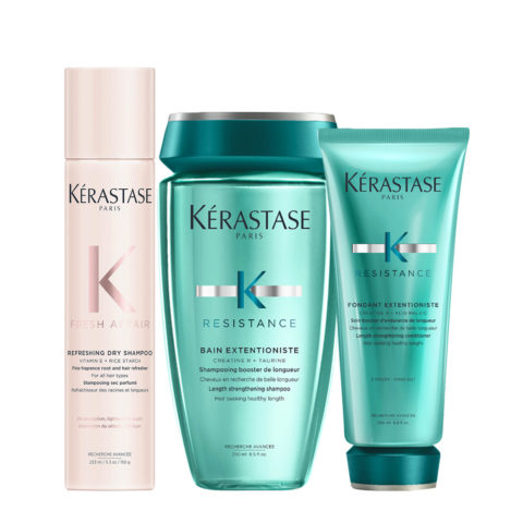 Kerastase Fresh Affair + Extentioniste Set for Long and Sensitized Hair