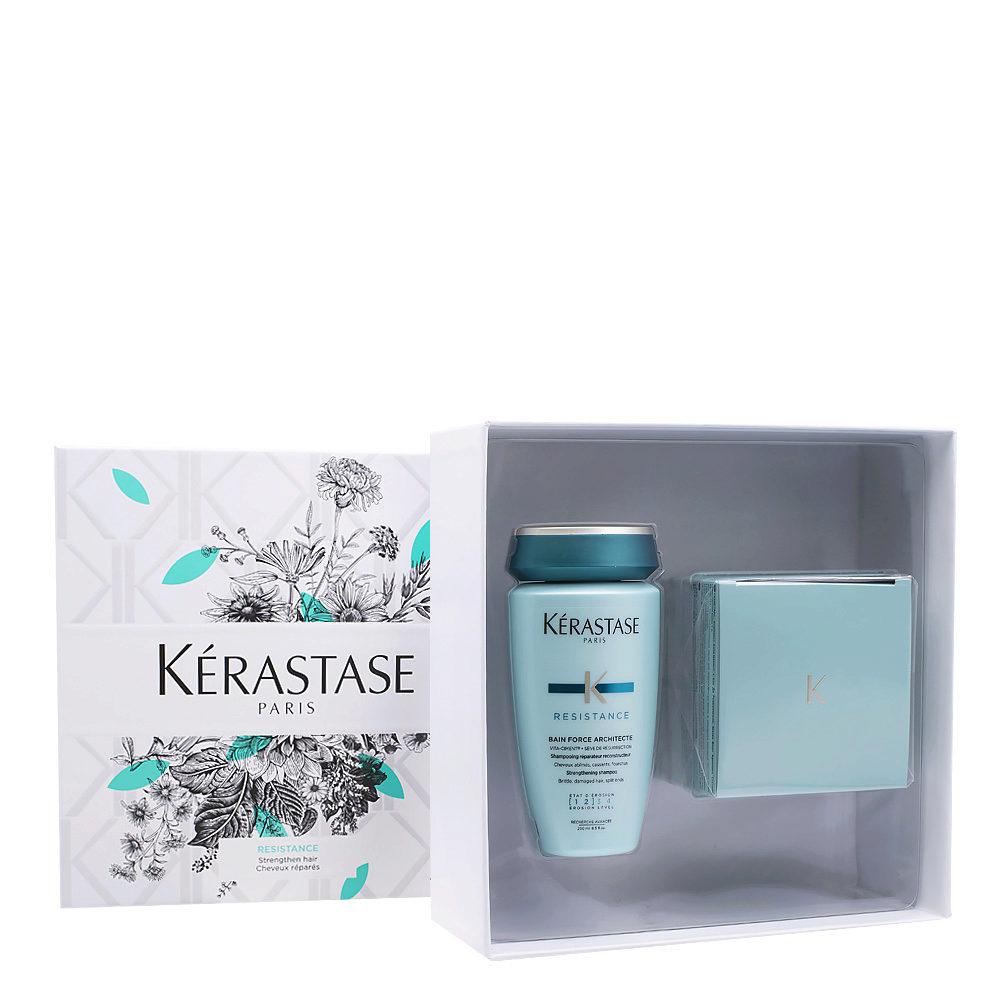 Kerastase Resistance Gift Box for Damaged Hair
