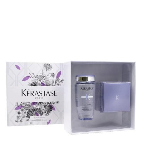 Kerastase Blond Absolu Gift Box for Bleached Blond Hair