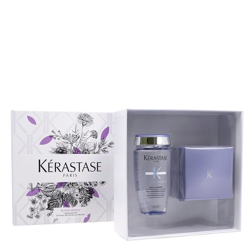 Kerastase Blond Absolu Gift Box for Bleached Blond Hair