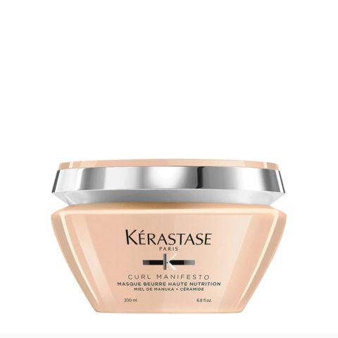 Kerastase Curl Manifesto Masque Beurre Nourrissant 200ml - nourishing mask for curly hair
