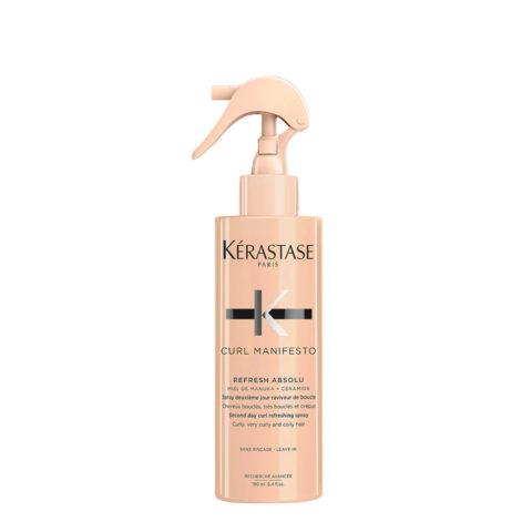 Kerastase Curl Manifesto Refresh Absolu 190ml - curly definition spray