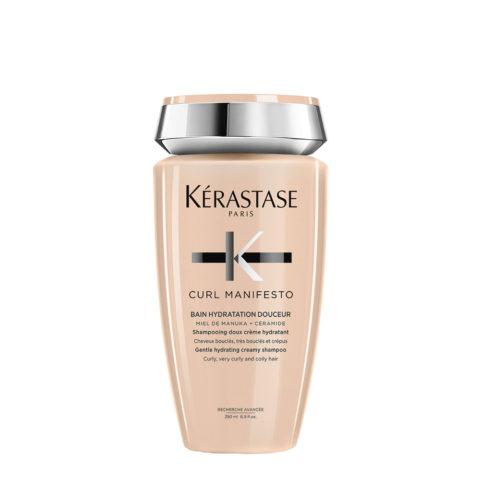 Kerastase Curl Manifesto Bain Doux Hydratant 250ml - shampoo for curly hair