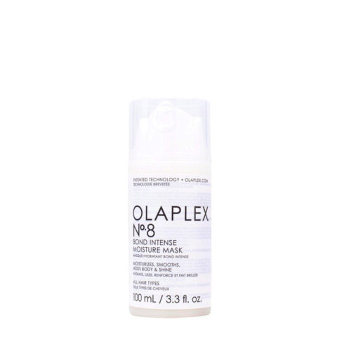 Olaplex N 8 Bond Intense Damaged Hair Repair Mask 100ml