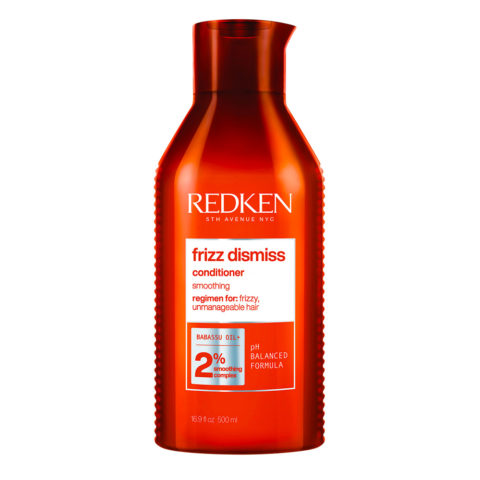 Redken Frizz Dismiss Conditioner Special Size 500ml - frizzy hair conditioner