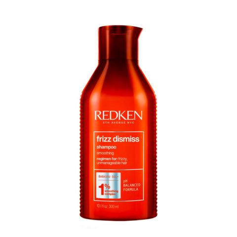 Redken Frizz Dismiss Shampoo 300ml - Anti frizz Shampoo