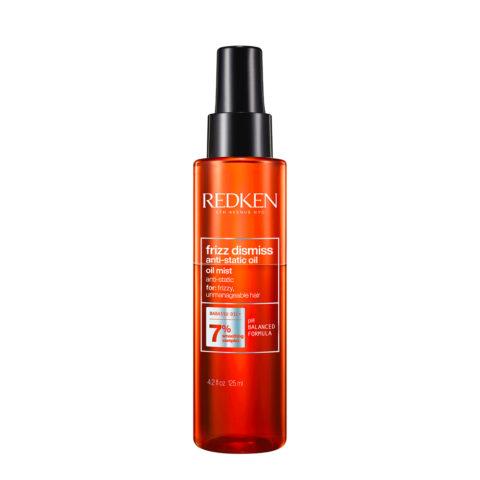 Redken Frizz Dismiss Anti-Static Oil 125ml - electric hair oil