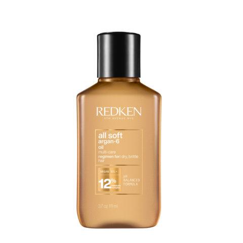 Redken All Soft Argan Oil 90ml - nourishing oil