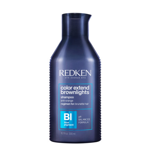 Redken Color Extend Brownlights Shampoo 300 ml - shampoo for brown hair