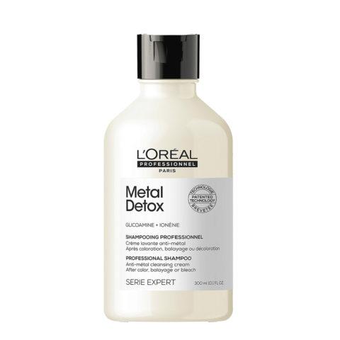 L'Oréal Professionnel Paris  Serie Expert Metal Detox anti-metal action Shampoo Chelante  300ml