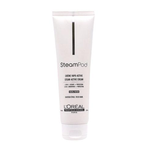 Steampod Crème Vapo Activée 150ml - Steam Activated Cream thick hair