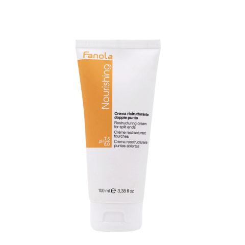 Fanola Restructuring cream for split ends 100ml