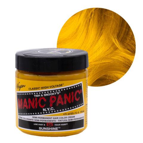 Manic Panic Classic High Voltage Sunshine  118ml - Semi-permanent coloring cream