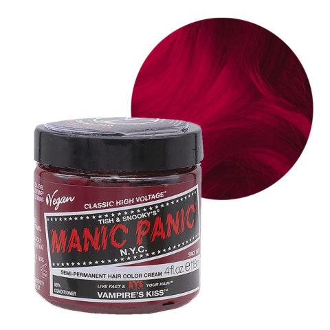 Manic Panic  Classic High Voltage Vampire's Kiss  118ml - Semi-Permanent Coloring Cream