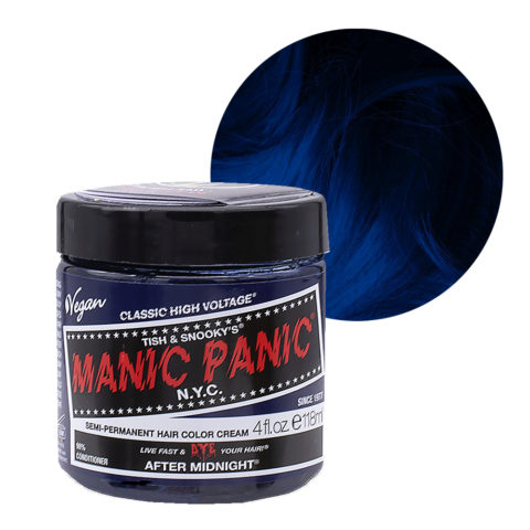 Manic Panic Classic High Voltage After Midnight  118ml - Semi-Permanent Coloring Cream