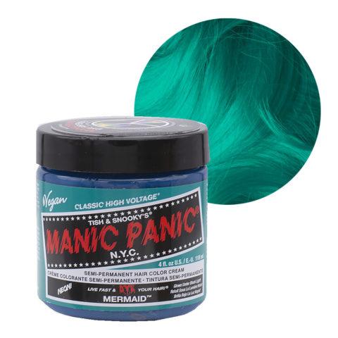 Manic Panic Classic High Voltage Mermaid 118ml - Semi-Permanent Coloring Cream