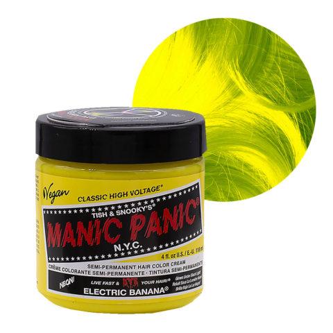 Manic Panic Classic High Voltage Electric Banana  118ml - Semi-Permanent Coloring Cream