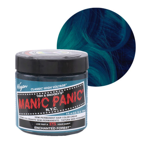 Manic Panic Classic High Voltage Enchanted Forest  118ml - Semi-Permanent Coloring Cream