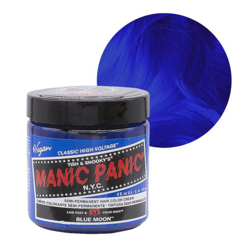 Manic Panic Classic High Voltage Blue Moon 118ml - Semi-permanent coloring cream