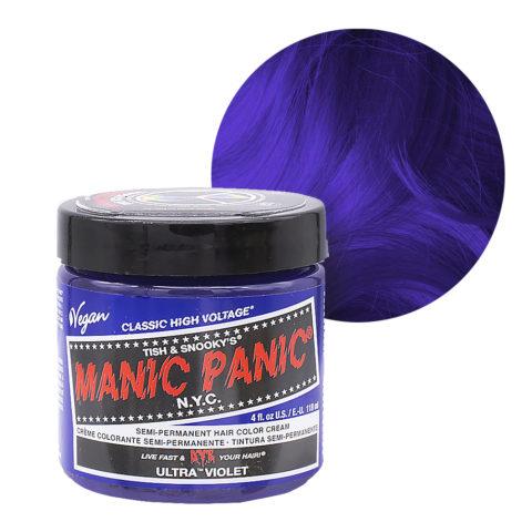 Manic Panic Classic High Voltage  Ultra Violet 118ml - Semi-Permanent Coloring Cream