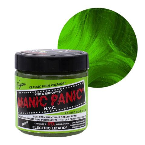 Manic Panic Classic High Voltage Electric Lizard 118ml - Semi-permanent coloring cream