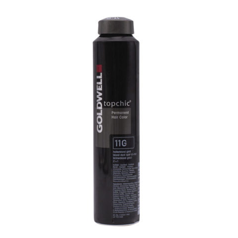 11G Special beige gold Goldwell Topchic Special lift can 250gr 2+1