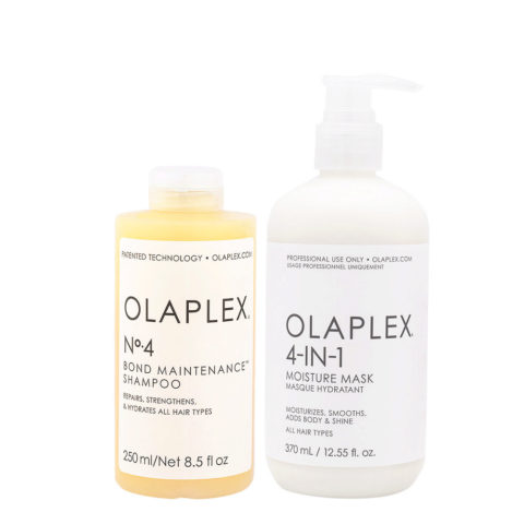 Olaplex Kit N° 4 250ml, 4in1 370ml