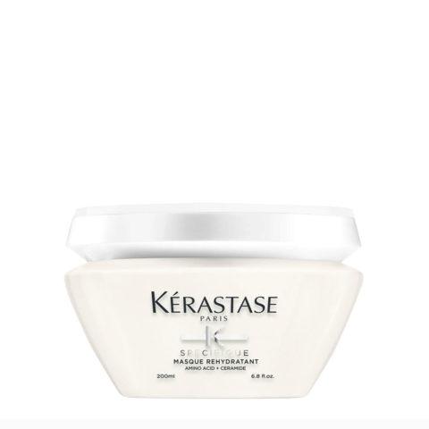 Kérastase Spécifique Masque Rehydratant 200ml - moisturizing gel mask