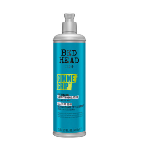 Tigi Bed Head Gimme Grip Conditioner 400ml - texturizing conditioner for lifeless hair