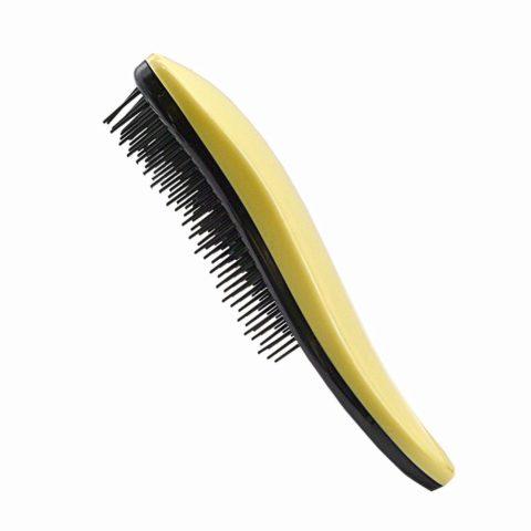 Labor Pro Detangler Yellow Knot Dissolver Brush