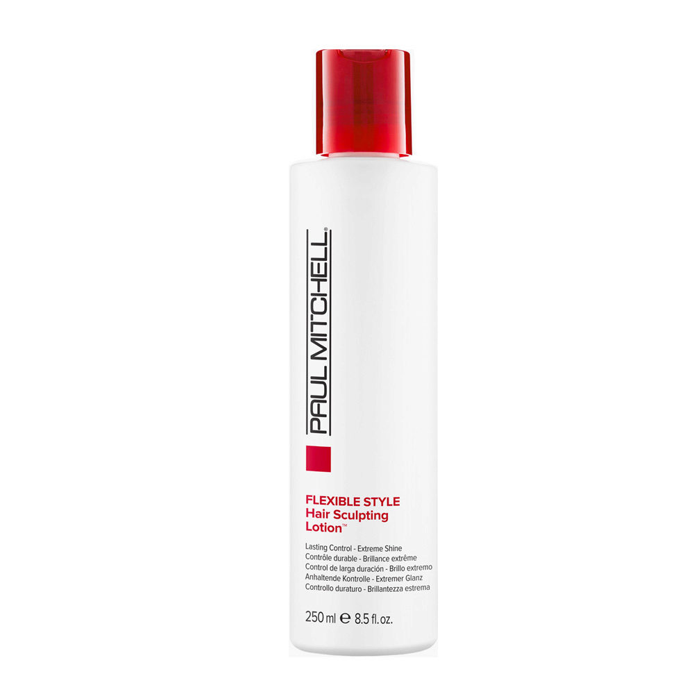 Paul Mitchell Flexible style Hair sculpting lotion 250ml - styling liquid