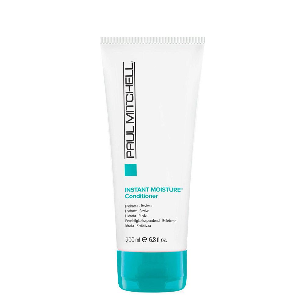 Paul Mitchell Moisture Instant moisture conditioner 200ml - hydrate and revive