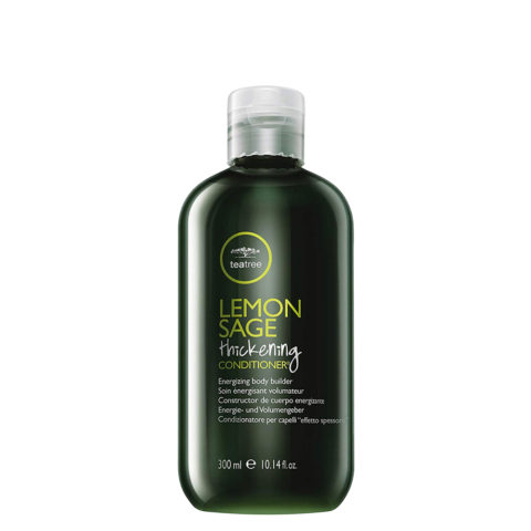 Paul Mitchell Tea tree Lemon sage Thickening conditioner 300ml - energizing volumizing conditioner