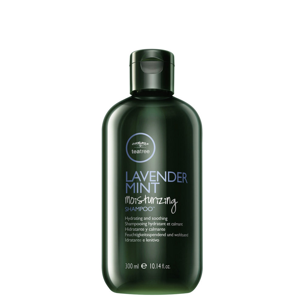 Paul Mitchell Tea tree Lavender mint Shampoo 300ml - moisturizing and soothing shampoo