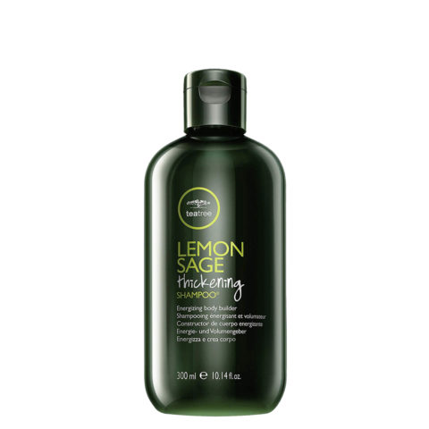 Paul Mitchell Tea tree Lemon sage Thickening shampoo 300ml - sebum-normalizing shampoo