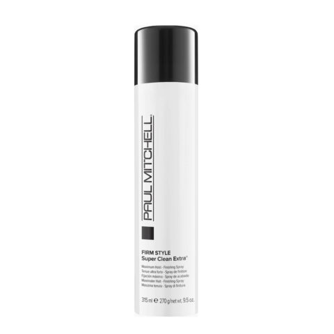 Paul Mitchell Firm style Super clean extra 300ml - hairspray