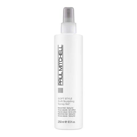 Paul Mitchell Soft style Soft sculpting spray gel 250ml