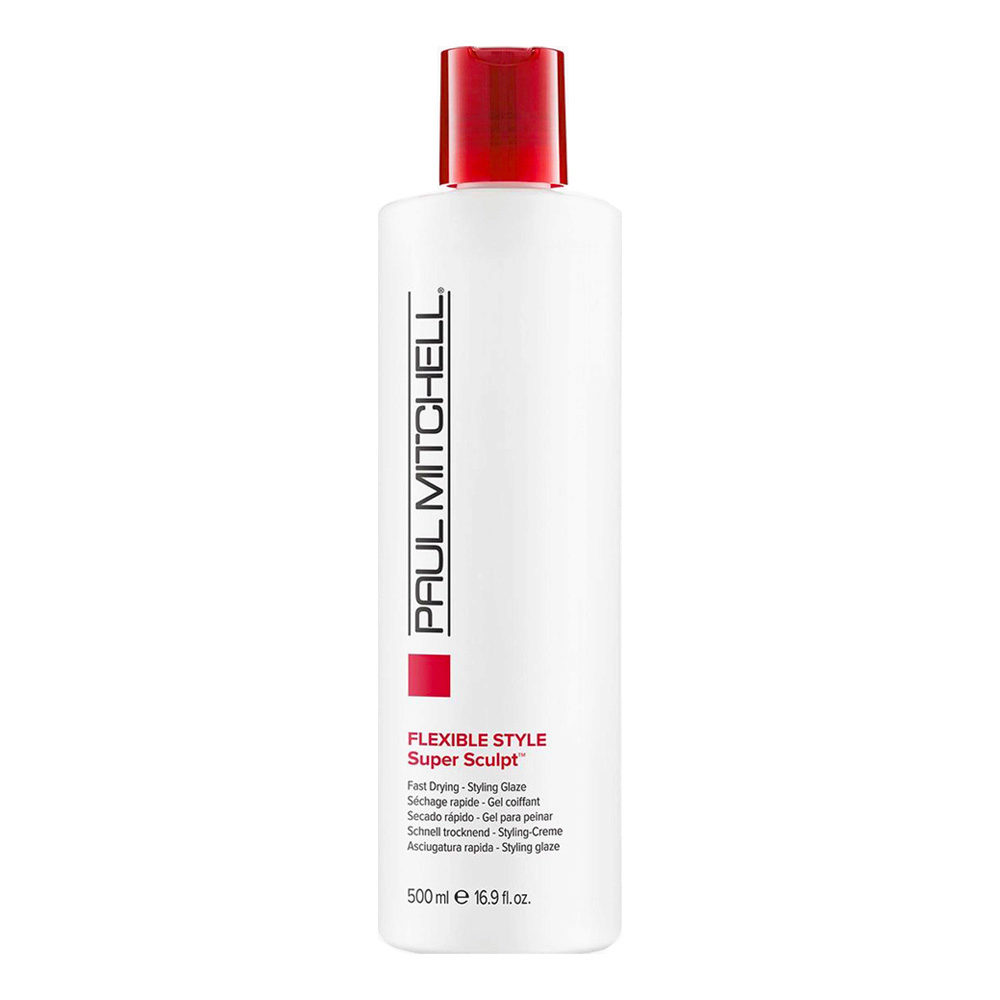 Paul Mitchell Flexible style Super sculpt 500ml- quick drying styling glaze