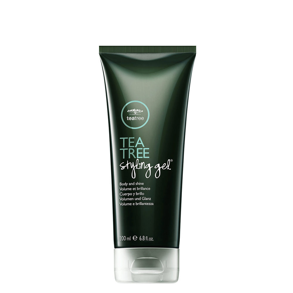 Paul Mitchell Tea tree Special Styling gel 200ml - medium hold gel