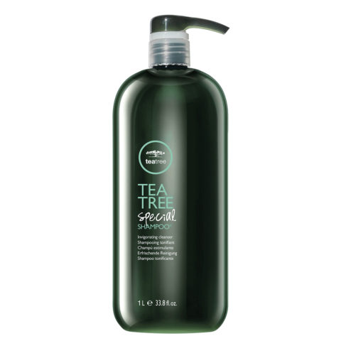 Paul Mitchell Tea tree Special Shampoo 1000ml - purifying shampoo