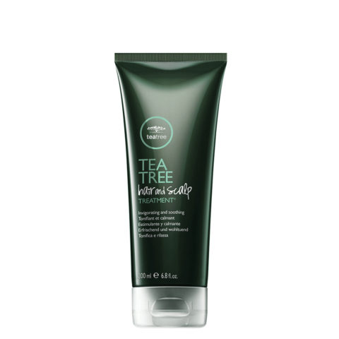 Paul Mitchell Tea tree Special Hair and scalp treatment 200ml - purifying detergent